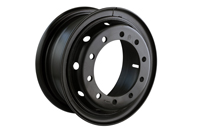 Tube Steel Wheel Series