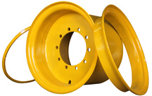 Contruction Machinery Wheel Searies